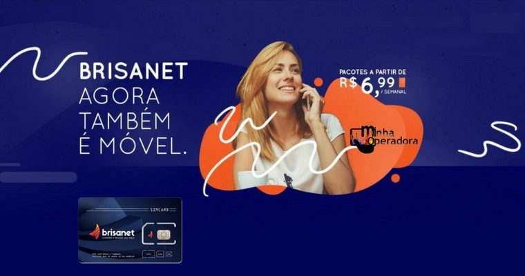 Conheça os planos da Brisanet, operadora móvel virtual da Vivo