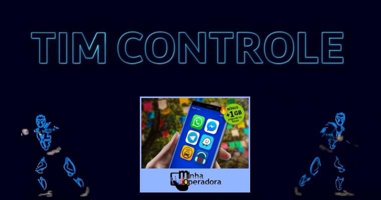 TIM repete promoção e amplia para 5GB franquia do TIM Controle