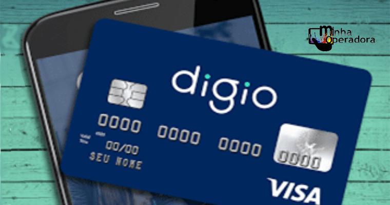 Cartão de Crédito Digio passa a oferecer recargas para celular