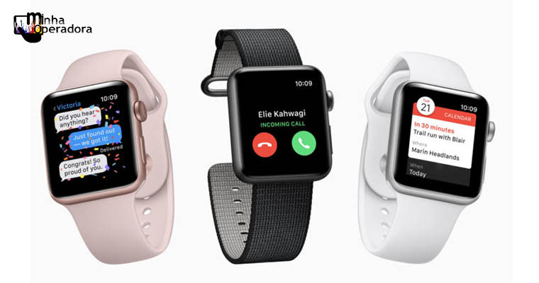 Claro lança plano especial para Apple Watch