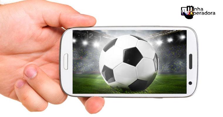 Copa do Mundo deve aumentar consumo de vídeo pelo celular