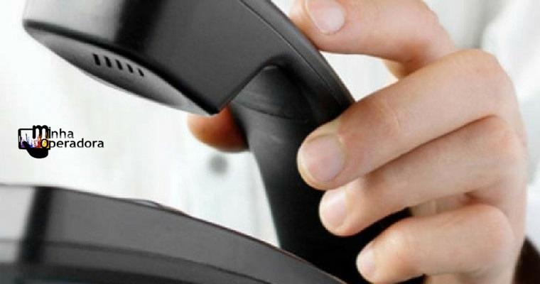 Com 40 milhões de linhas, telefonia fixa tem leve aumento em abril