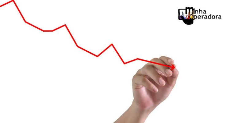 Em abril, Oi registra geração de caixa negativa em R$ 1 bilhão