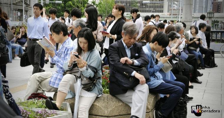 Wi-Fi gratuito é liberado para todo o Japão depois de terremoto