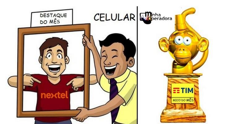Nextel chega a 3 milhões de clientes e é a que mais cresce no móvel