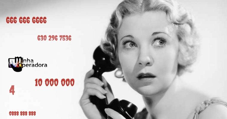 Números de telefone 'amaldiçoados': você ligaria para algum deles?