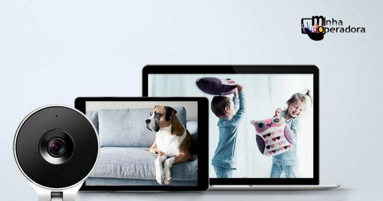 NET lança SmartHome: para ver o que acontece ao vivo em sua casa