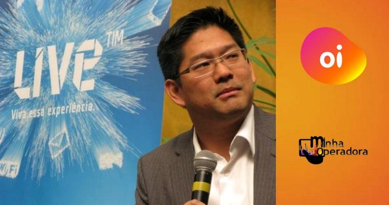 Oi fortalece Diretoria Comercial ao contratar ex-diretor da TIM