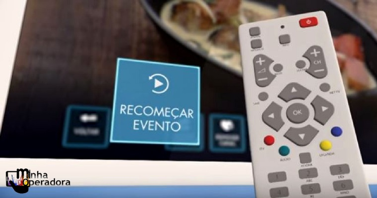 Como funciona o recurso Replay TV, da NET?