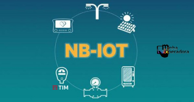 TIM lança a primeira rede comercial de IoT em 4G no Brasil