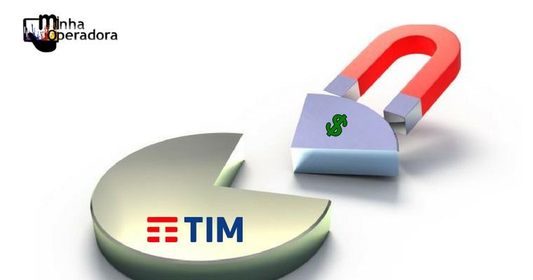 TIM comunica início de pagamento de R$ 103 milhões em dividendos
