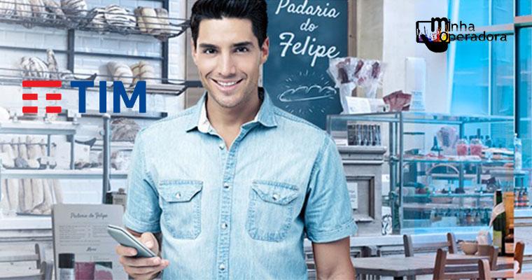TIM lança plano para empresas com telefonia fixa ilimitada