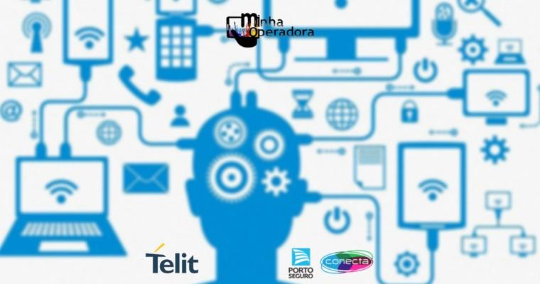 Porto Seguro Conecta fecha parceria com a Telit para clientes IoT