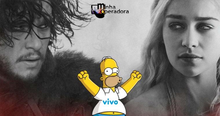 Pague 1 Leve 2: Vivo oferece HBO Go e Fox+ por R$ 29,90