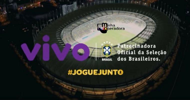 Brasileiros reconhecem a Vivo como 2ª marca patrocinadora da Copa
