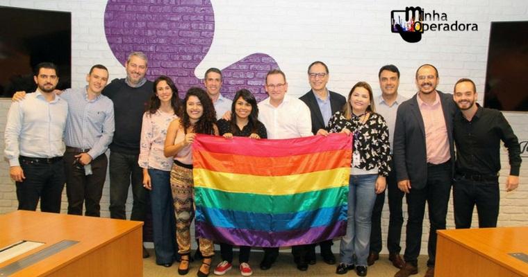 Vivo destaca iniciativas no Dia Internacional do Orgulho LGBT