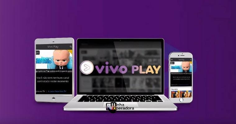 Vivo TV supera a NET com lista de canais ao vivo pelo aplicativo