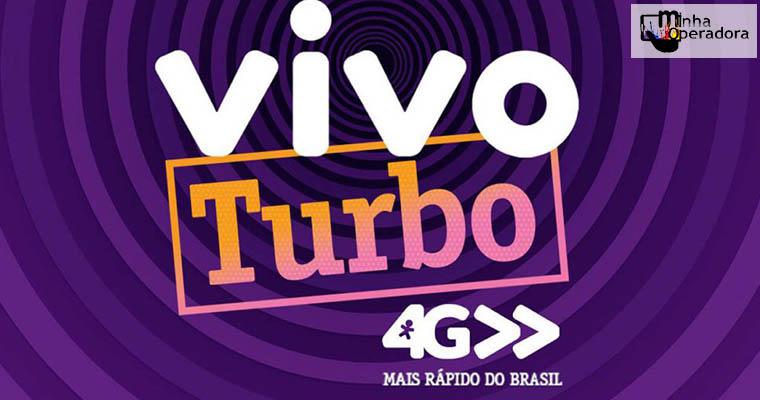 Vivo Turbo oferta pacote de R$ 9,99 com duração de 15 dias