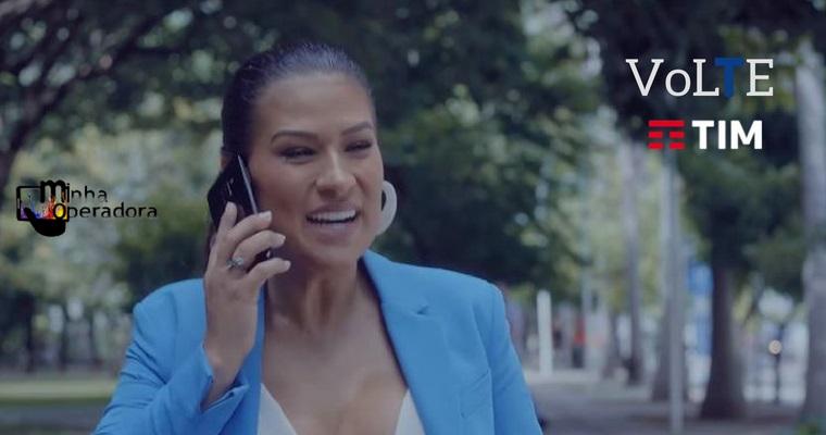 TIM lança chamadas pelo 4G para clientes pré na capital paulista