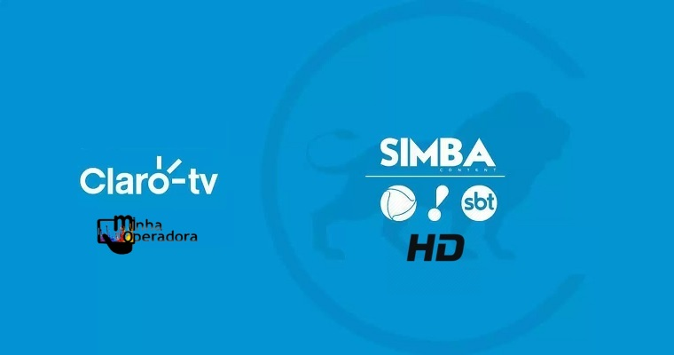 SBT, Record e RedeTV passam a ser transmitidos em HD pela Claro TV
