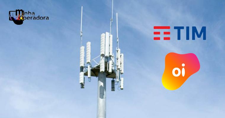Anatel aprova aditivo para compartilhamento de rede entre Oi e TIM