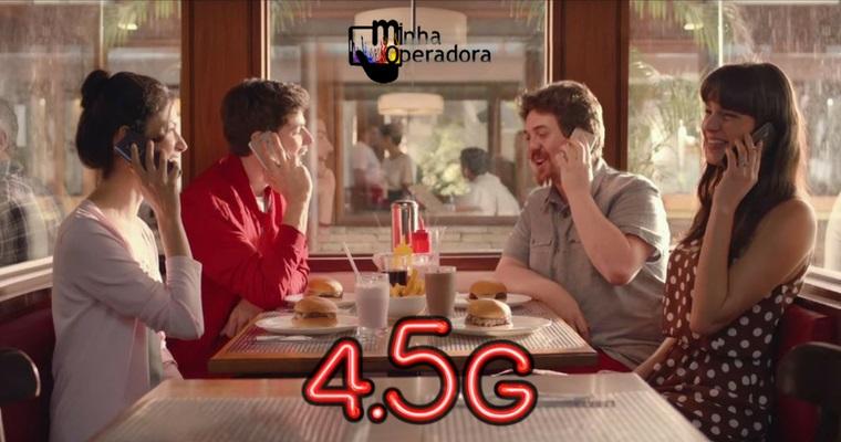 Claro ativa seu 4.5G na frequência de 700MHz em São Paulo