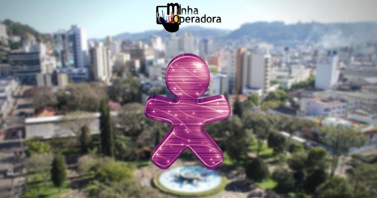Mais uma cidade e 17 bairros ganham acesso ao Vivo Fibra