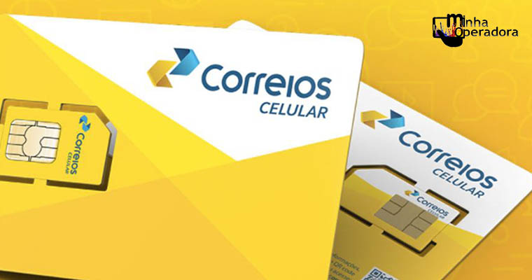 Correios Celular lança conta bancária virtual a partir de agosto