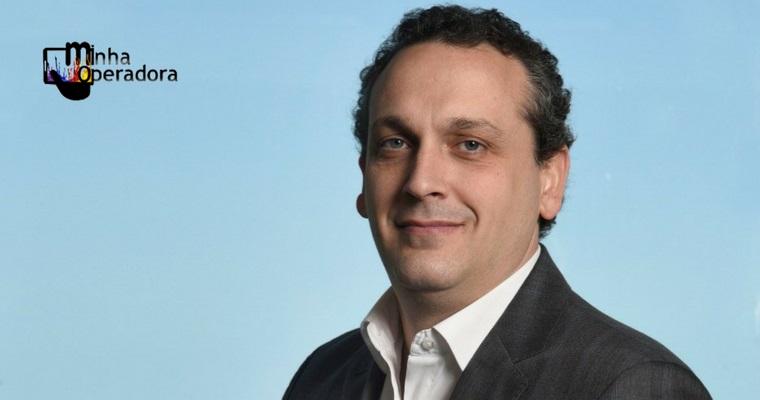 TIM anuncia João Stricker como novo diretor de vendas