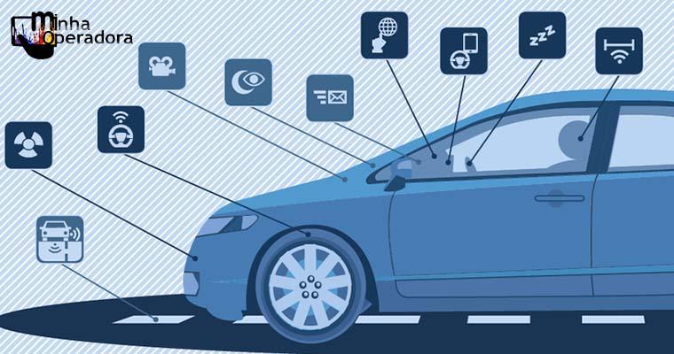 Empresas realizam testes para conectar carros via 5G