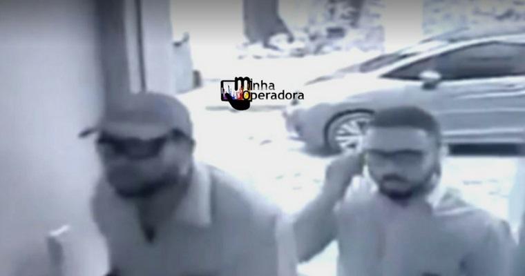 Falsos funcionários da NET roubam moradores que aguardavam técnico