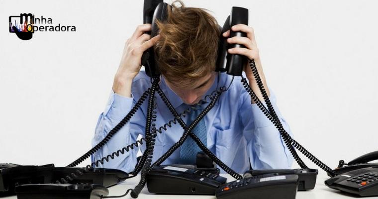 Ligações indesejadas aumentam também no telefone fixo