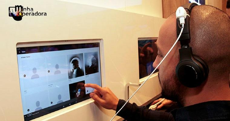 TIM abre primeira loja digital e interativa em Brasília