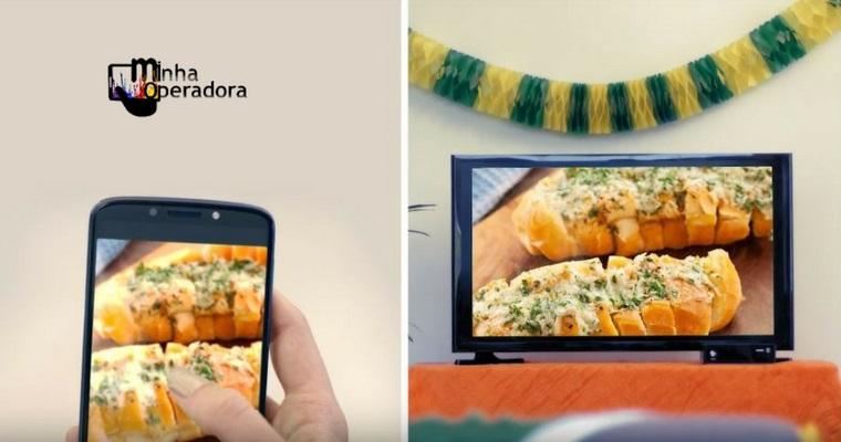 Como conectar a tela do celular na televisão?
