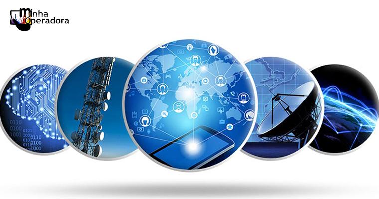 Quem são as atuais líderes em cada serviço de telecomunicação?