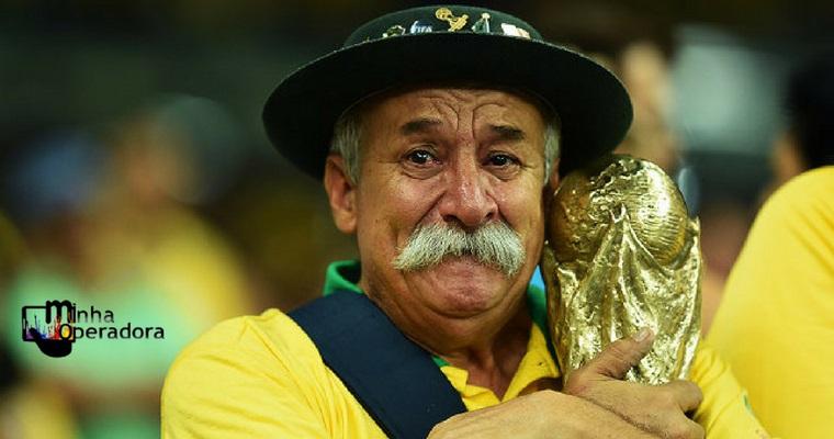 Brasileiros se decepcionam com operadoras nessa Copa do Mundo