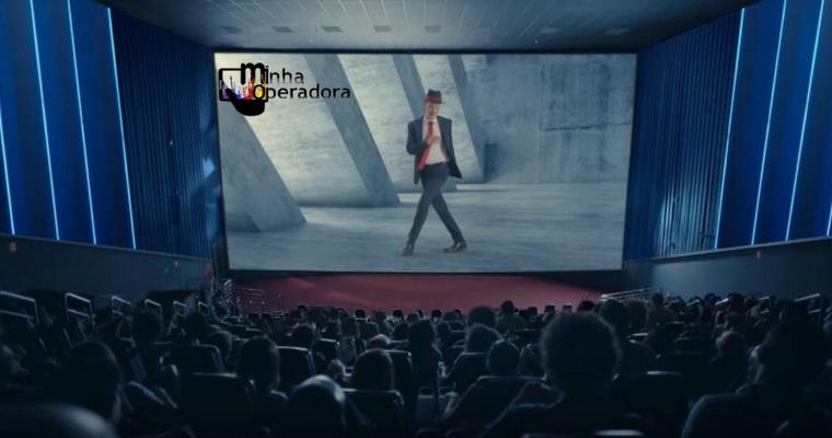 TIM permite resgate de 2 ingressos grátis para o cinema todo mês