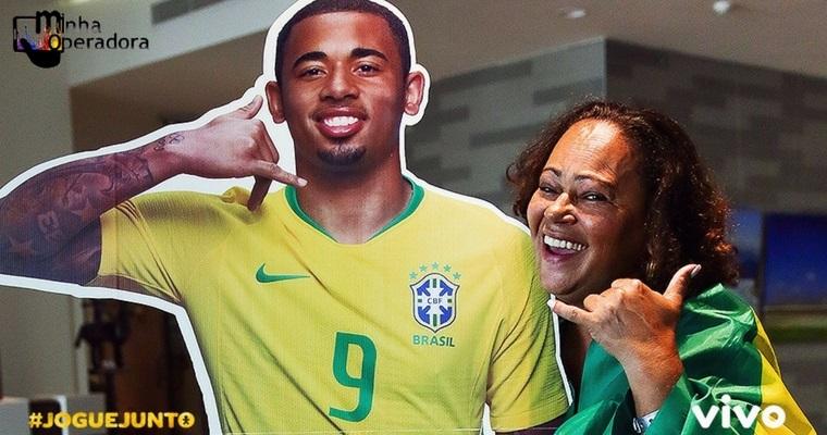 Quartas de final da Copa têm Vivo como líder de menções no Twitter