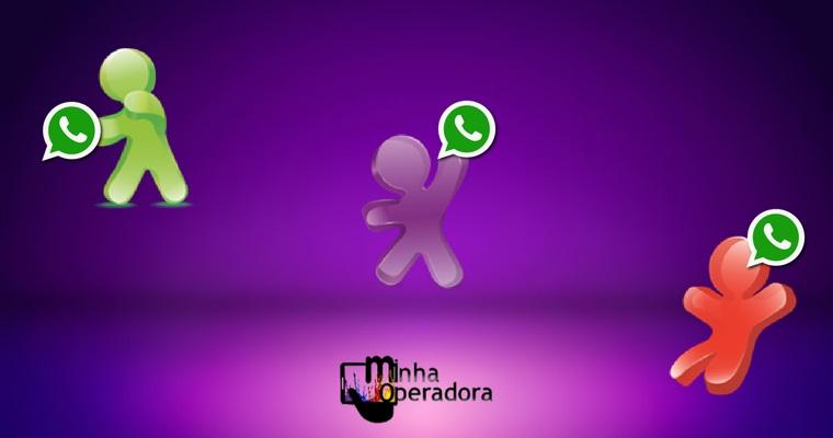 Vivo libera WhatsApp ilimitado para todos, agora também no pós-pago