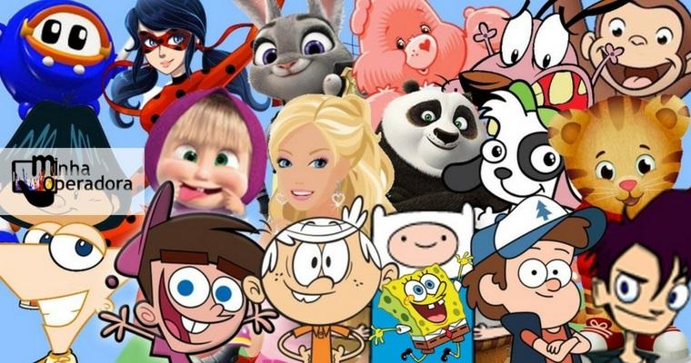 Vivo abre gratuitamente o sinal de todos canais infantis na TV paga