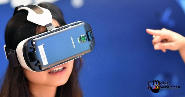 Vivo e Huawei usam rede 5G para testar realidade virtual