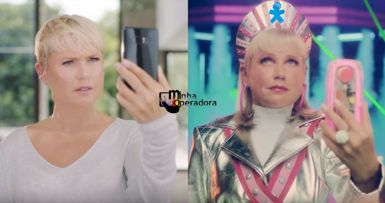 Vivo contrata a Xuxa para novo comercial com Ivete Sangalo