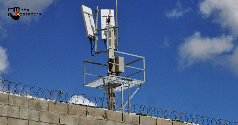 Bloqueador de celular em presídios: Senado aprova mais um projeto