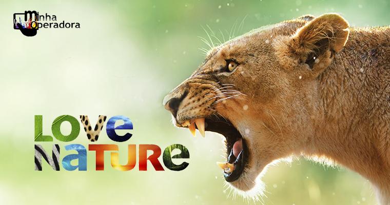 Canal Love Nature deve chegar a NET com conteúdos em 4K
