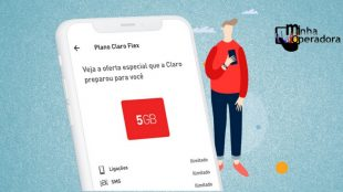 Claro lança o Claro Flex, novo plano para controlar via aplicativo