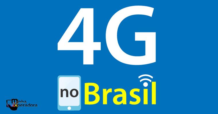 Claro e Vivo lideram em crescimento do 4G no 1º semestre