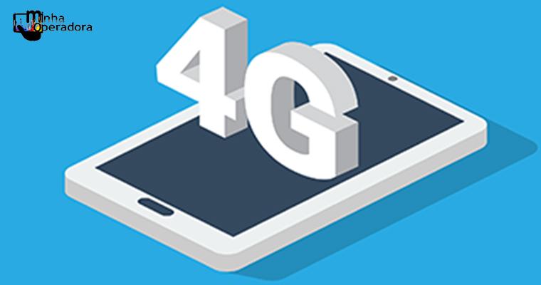 Cobertura 4G cresce 53% em um ano no Brasil