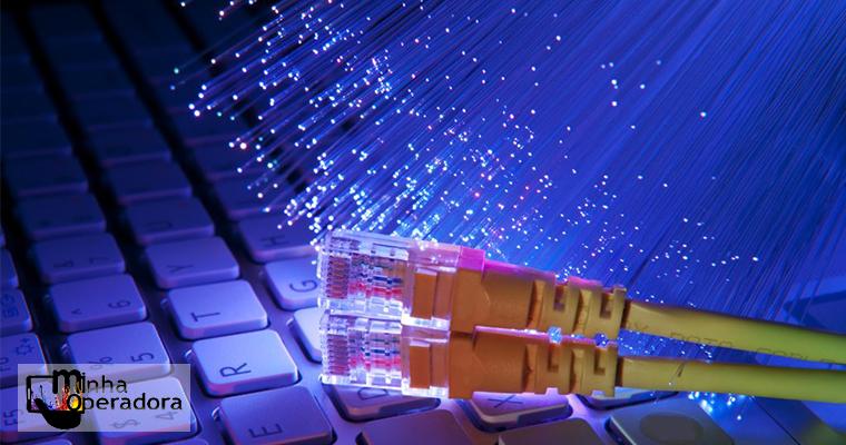 Conexão por fibra óptica cresceu 82% entre janeiro e julho