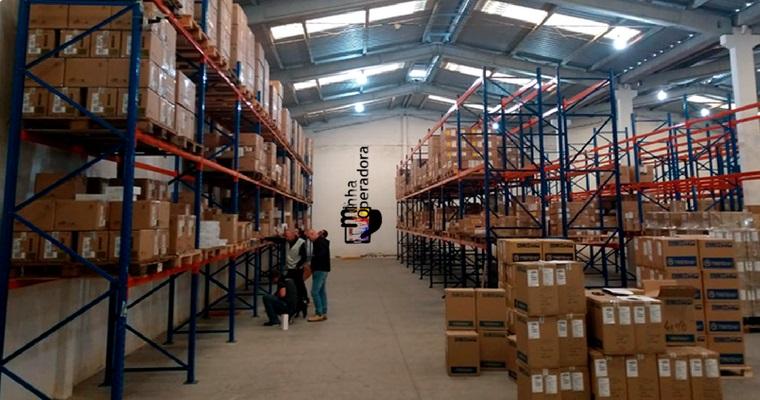 Total de 28 mil produtos falsos são apreendidos pela Anatel em Mauá