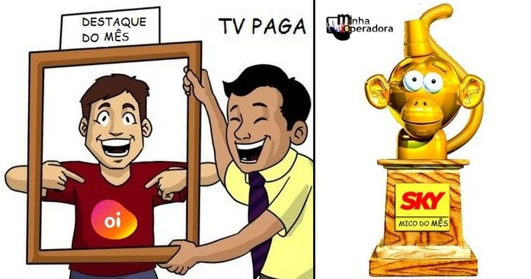 Pela primeira vez no ano, TV por assinatura cresce no Brasil